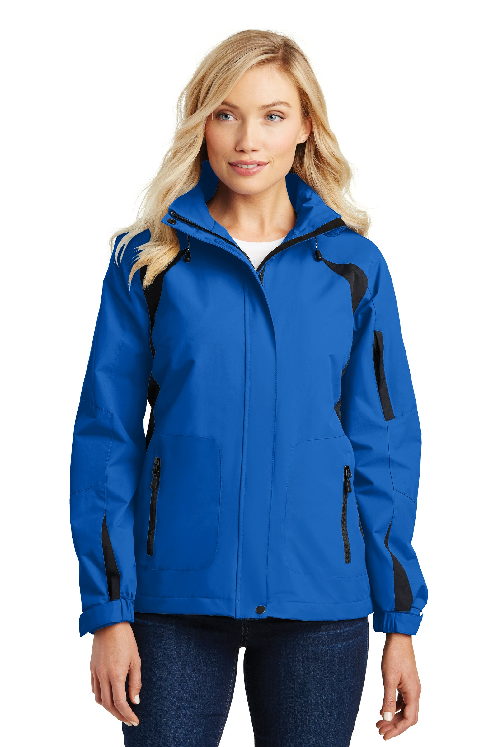 Port Authority  Embroidered Women's All-Season Jacket