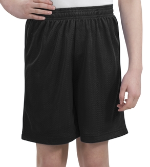 Sport-Tek Youth Classic Mesh Short
