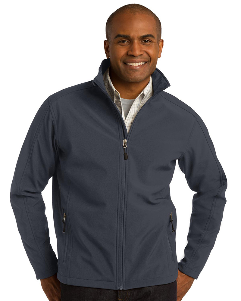 Port Authority  Embroidered Men's Core Soft Shell Jacket