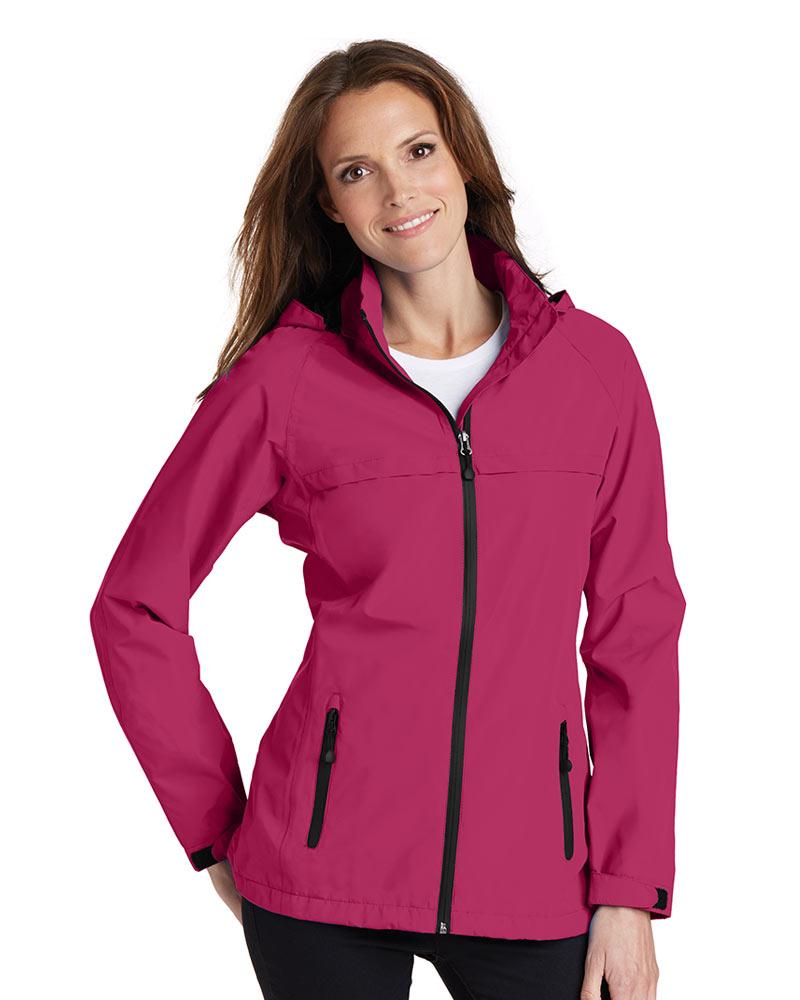 Port Authority  Embroidered Women's Torrent Waterproof Jacket