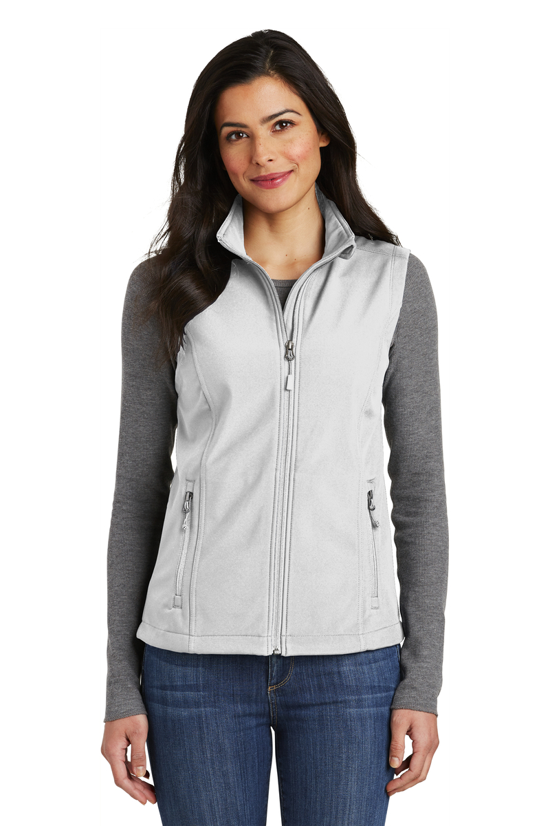 Port Authority Embroidered Women's Core Soft Shell Vest