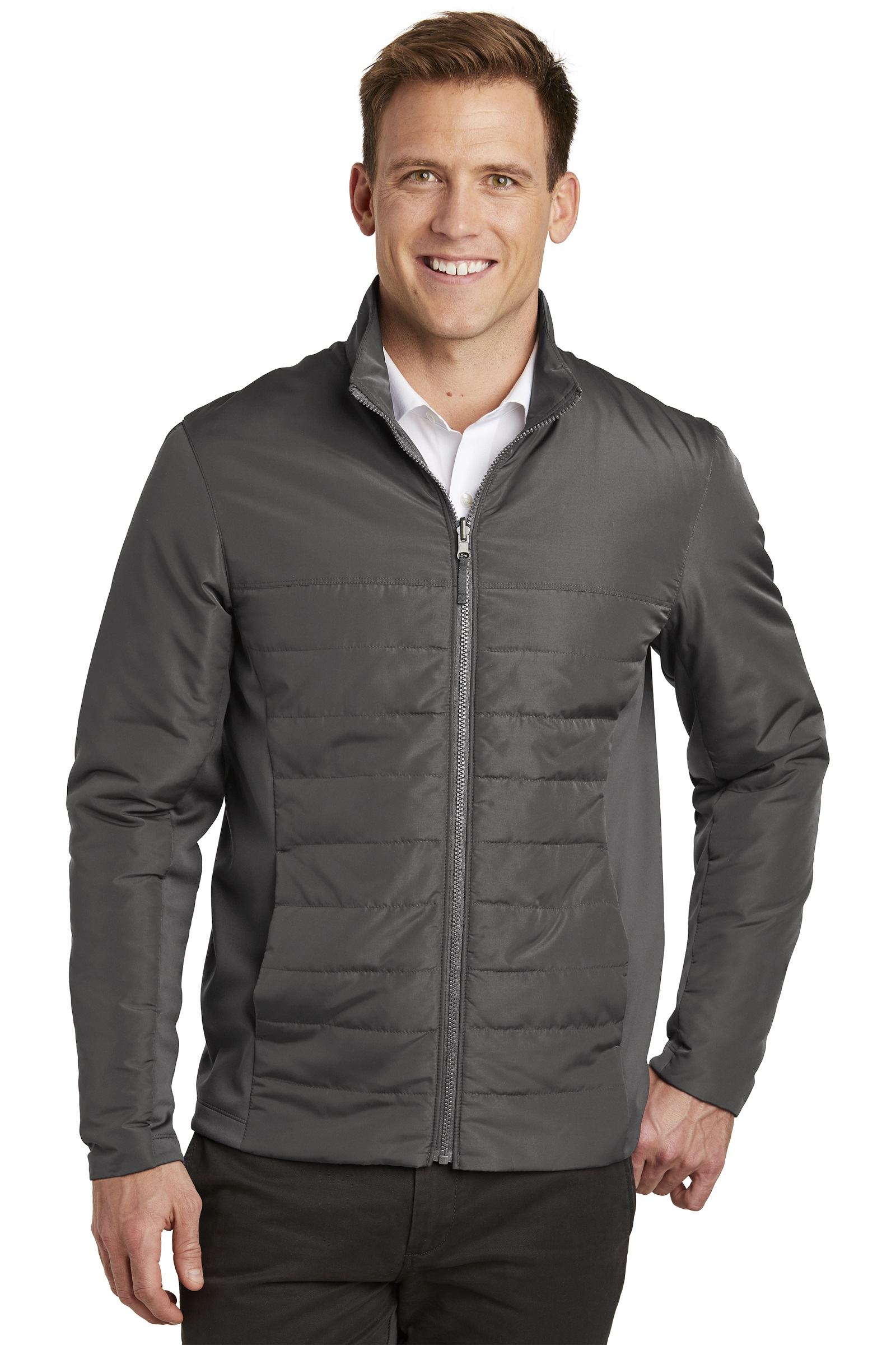 Port Authority Embroidered Men's Collective Insulated Jacket