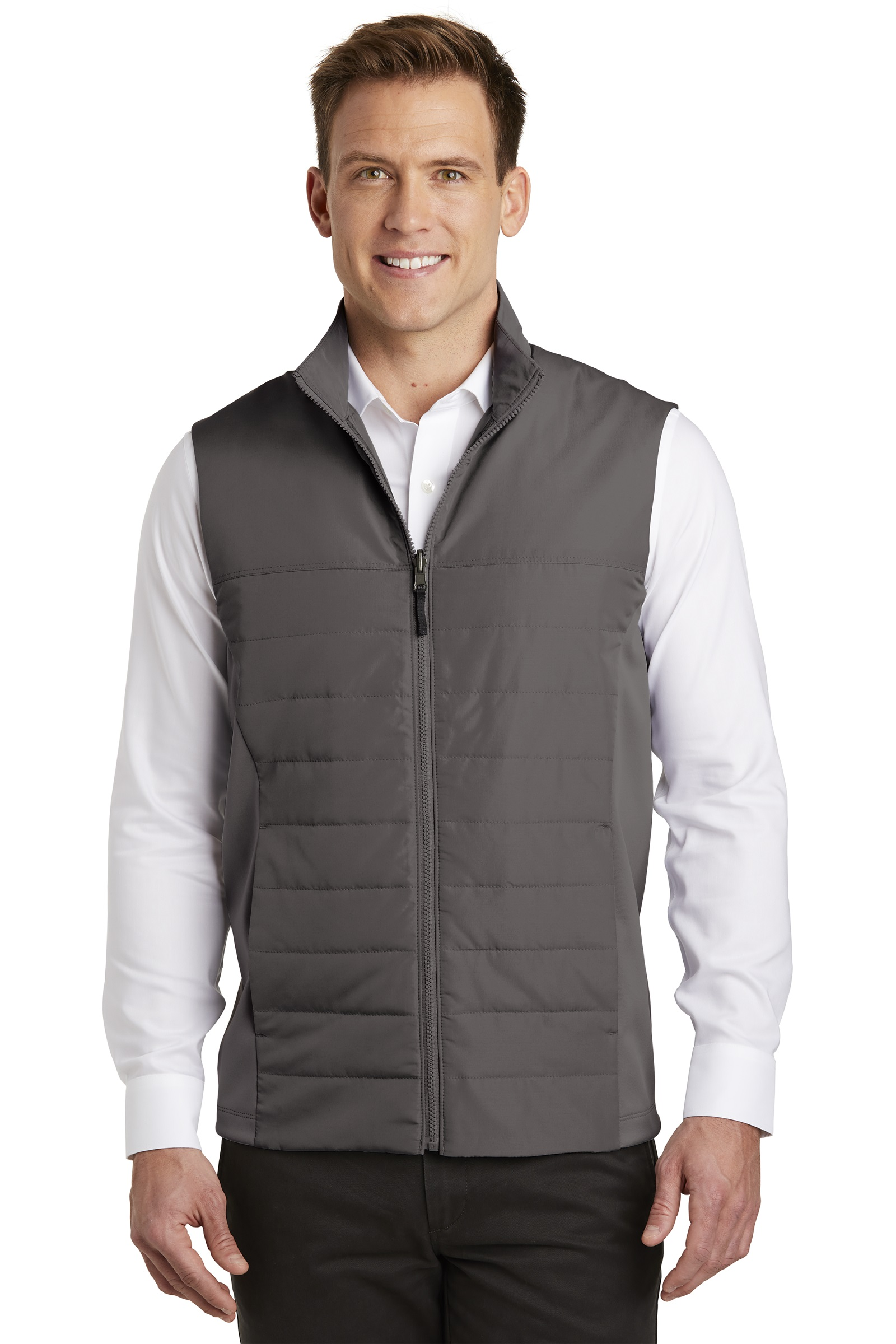 Port Authority Embroidered Men's Collective Insulated Vest
