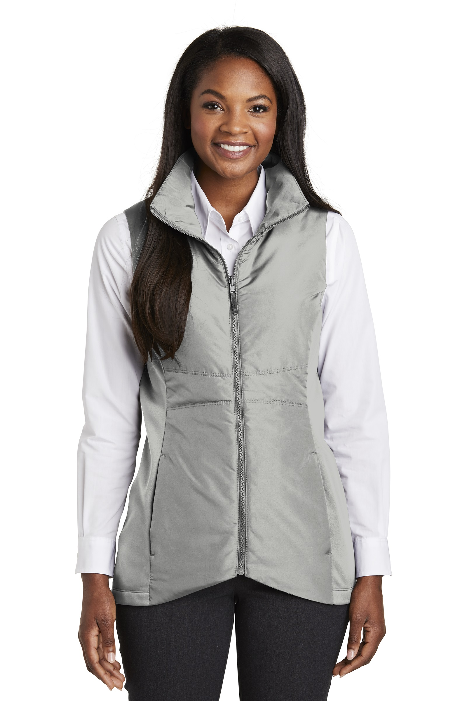 Port Authority Embroidered Women's Collective Insulated Vest