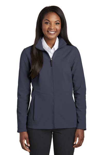 Port Authority Embroidered Women's Collective Soft Shell Jacket