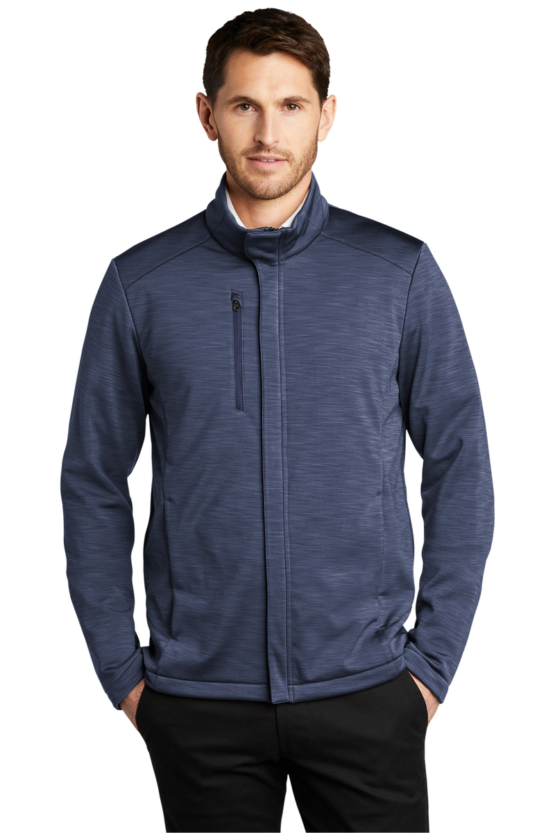 Port Authority Embroidered Men's Stream Soft Shell Jacket