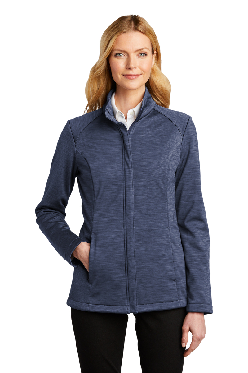 Port Authority Embroidered Women's Stream Soft Shell Jacket