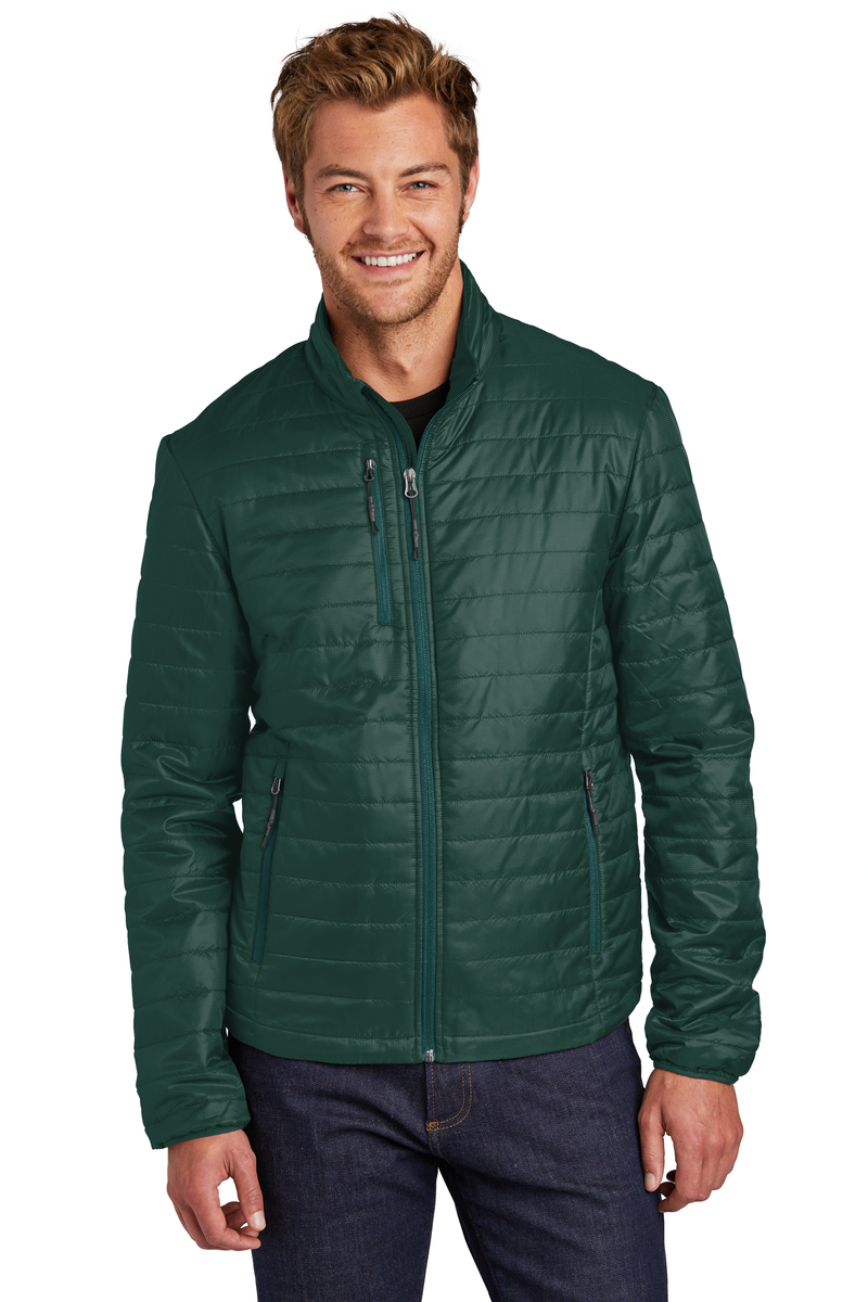 Port Authority Embroidered Packable Puffy Jacket