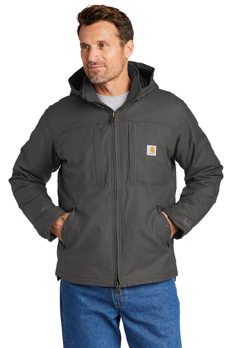Carhartt Embroidered Men's Swing Cryder Jacket