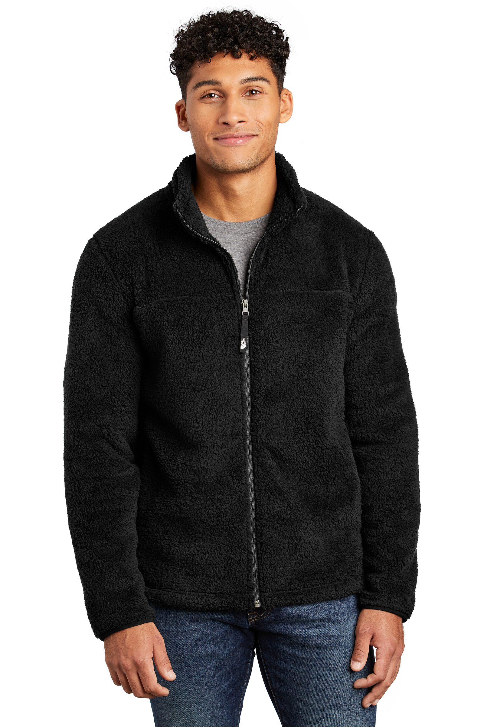 The North Face Embroidered Men's High Loft Fleece
