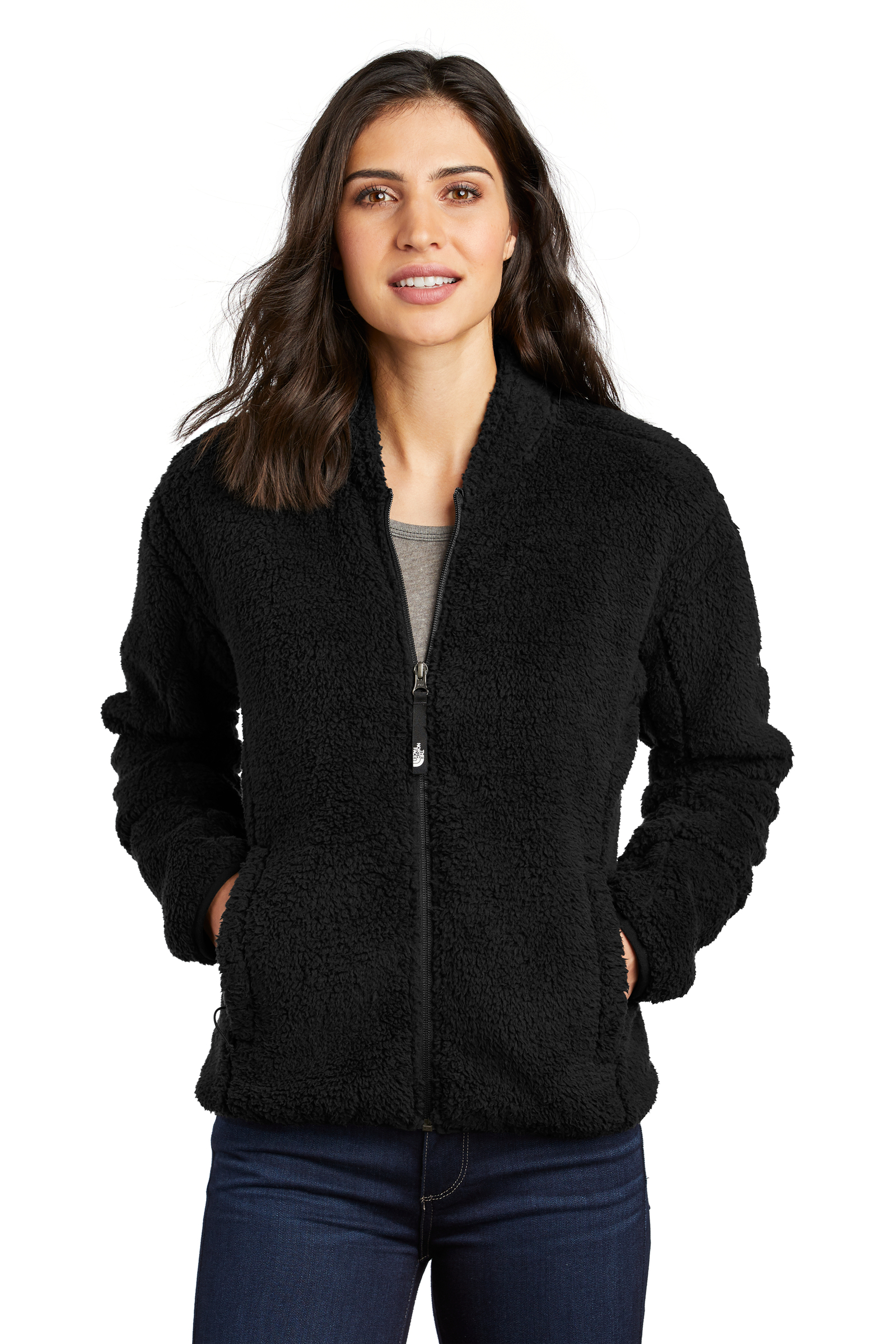 The North Face Embroidered Women's High Loft Fleece