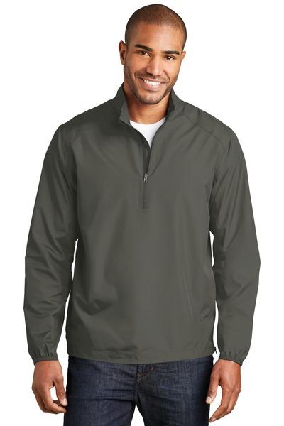 Port Authority  Embroidered Men's Zephyr 1/2-Zip Pullover