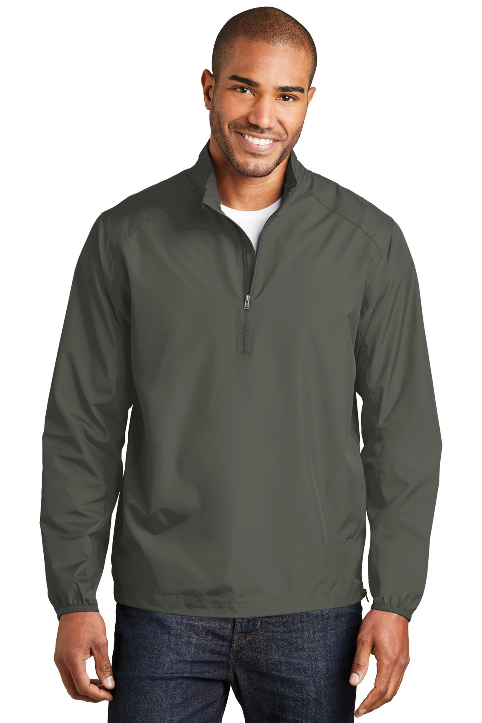 Port Authority  Embroidered Men's Zephyr 1/2-Zip Pullover