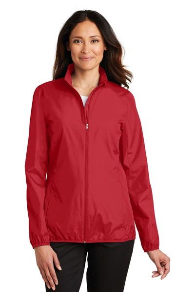 Port Authority  Embroidered Women's Zephyr Full-Zip Jacket
