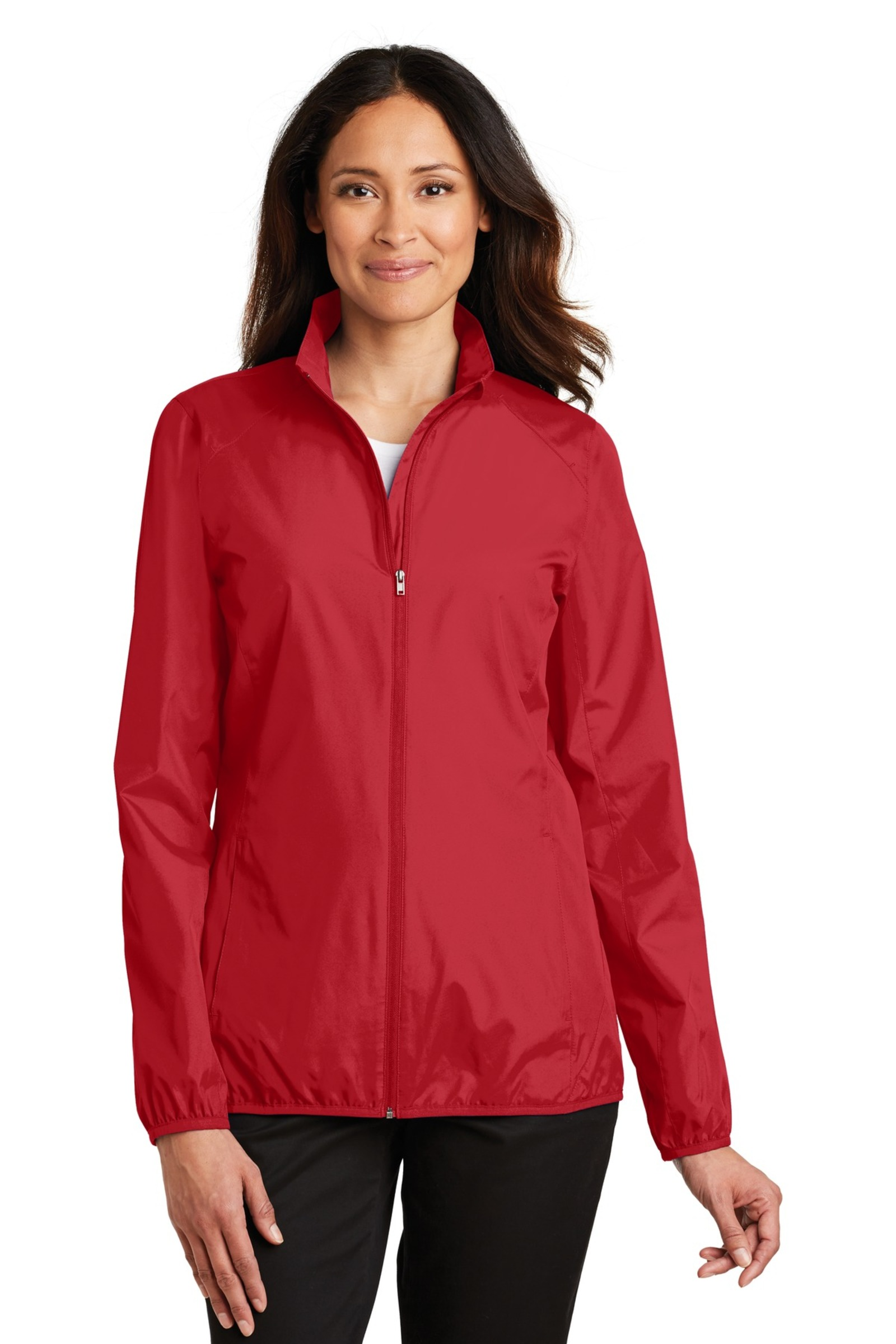 Port Authority  Embroidered Women's Zephyr Full-Zip Jacket