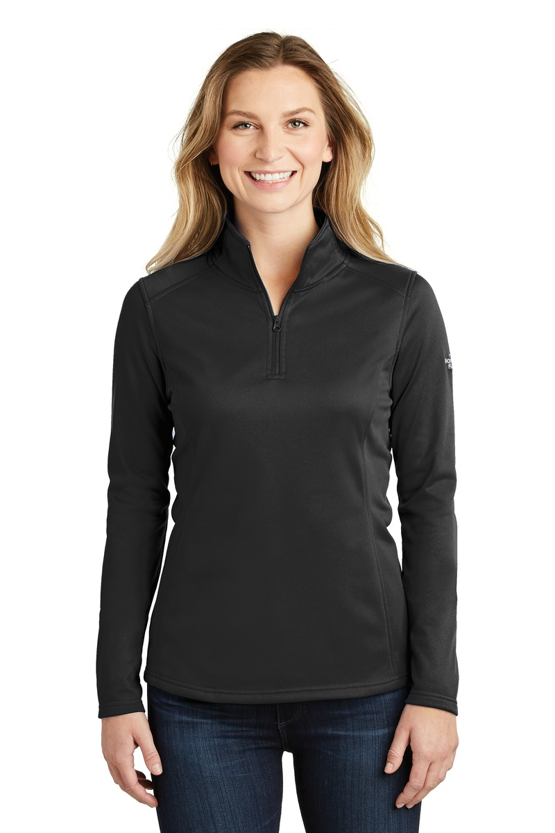 The North Face  Embroidered Women's Tech 1/4-Zip Fleece