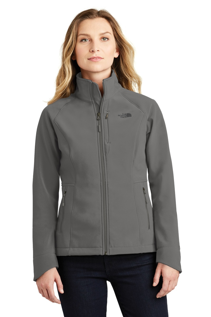 The North Face  Embroidered Women's Apex Barrier Soft Shell Jacket