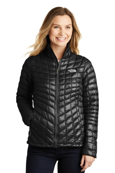 The North Face  Embroidered Women's ThermoBall Trekker Jacket