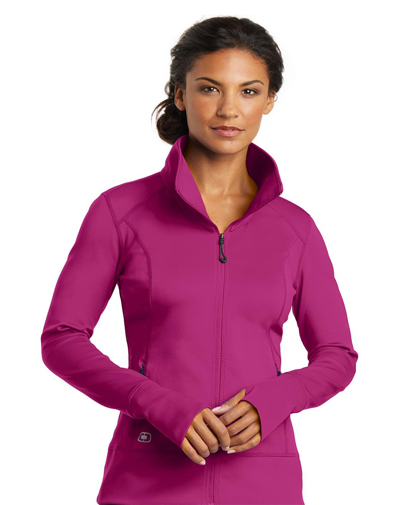 OGIO ENDURANCE Embroidered Women's Fulcrum Full-Zip