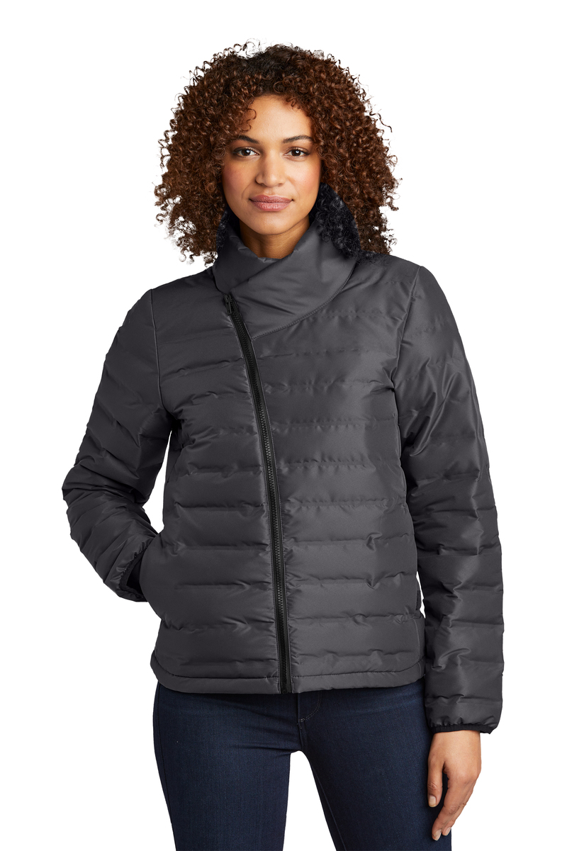 OGIO Embroidered Women's Street Puffy Full-Zip Jacket