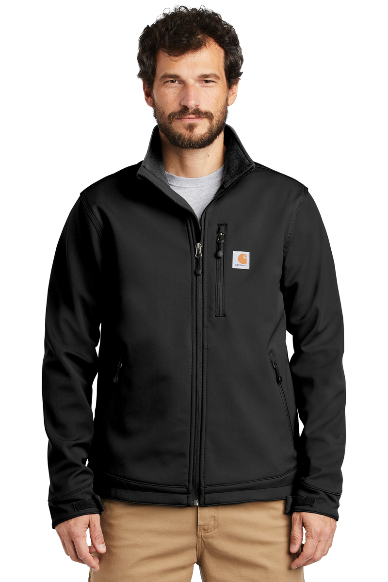 Carhartt Embroidered Men's Crowley Soft Shell Jacket
