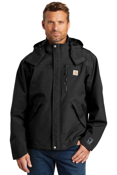 Carhartt Embroidered Men's Shoreline Jacket