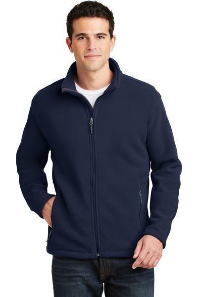 Port Authority Embroidered Men's Value Fleece Jacket