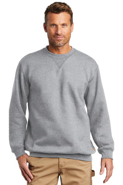Carhartt Embroidered Men's Midweight Crewneck Sweatshirt