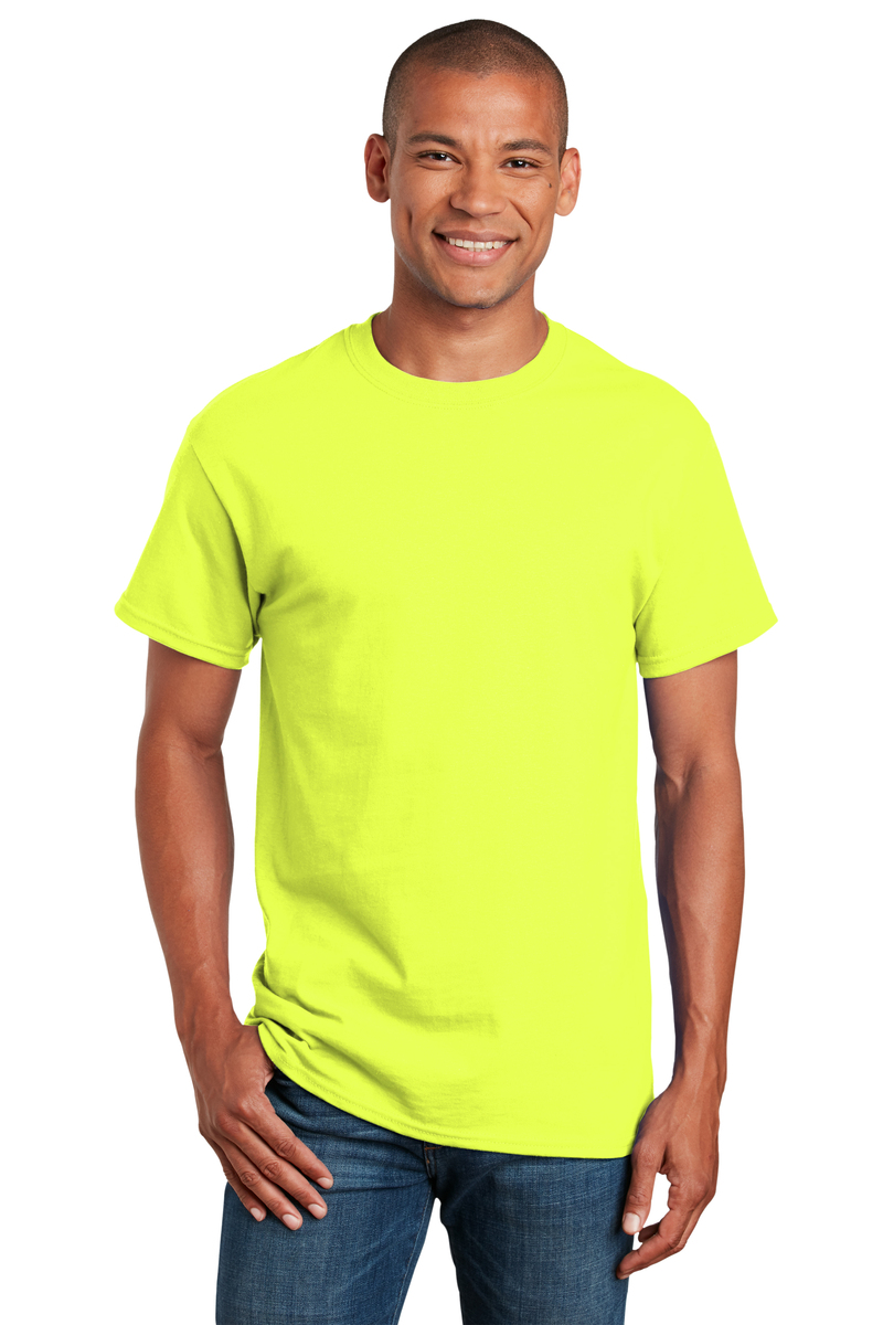 Gildan Printed Men's Classic Ultra Cotton Safety Tee