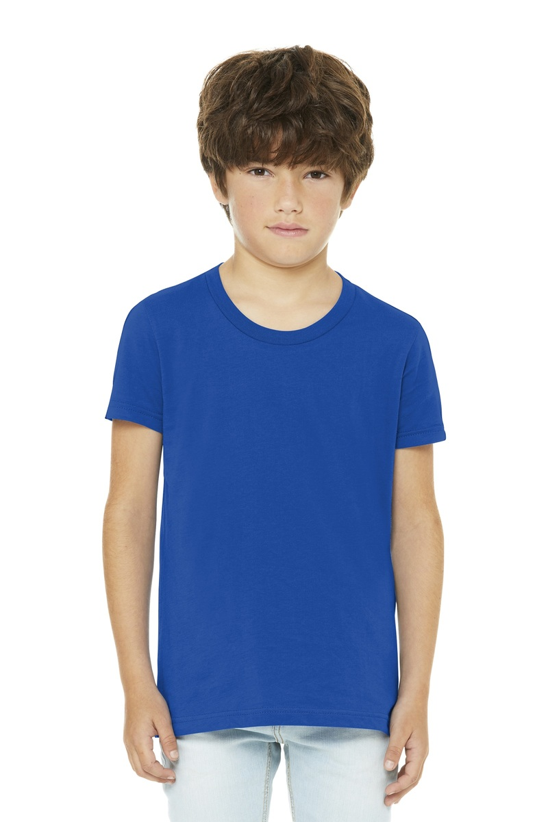 Bella + Canvas Printed Youth Jersey Short Sleeve Tee