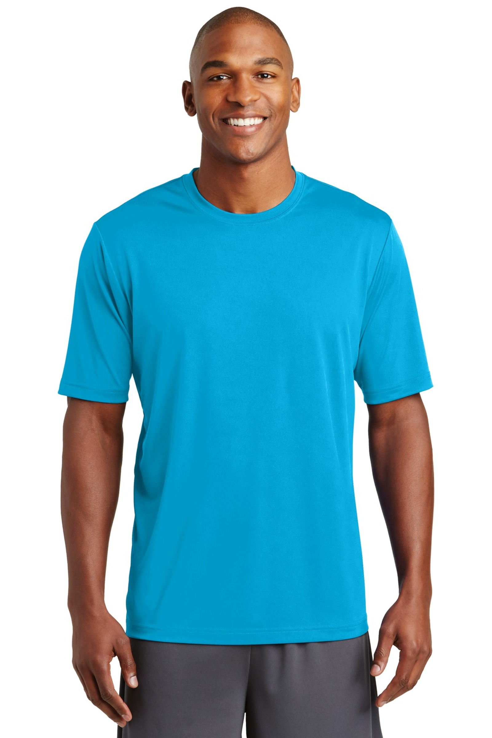 Sport-Tek Embroidered Men's PosiCharge Tough Tee