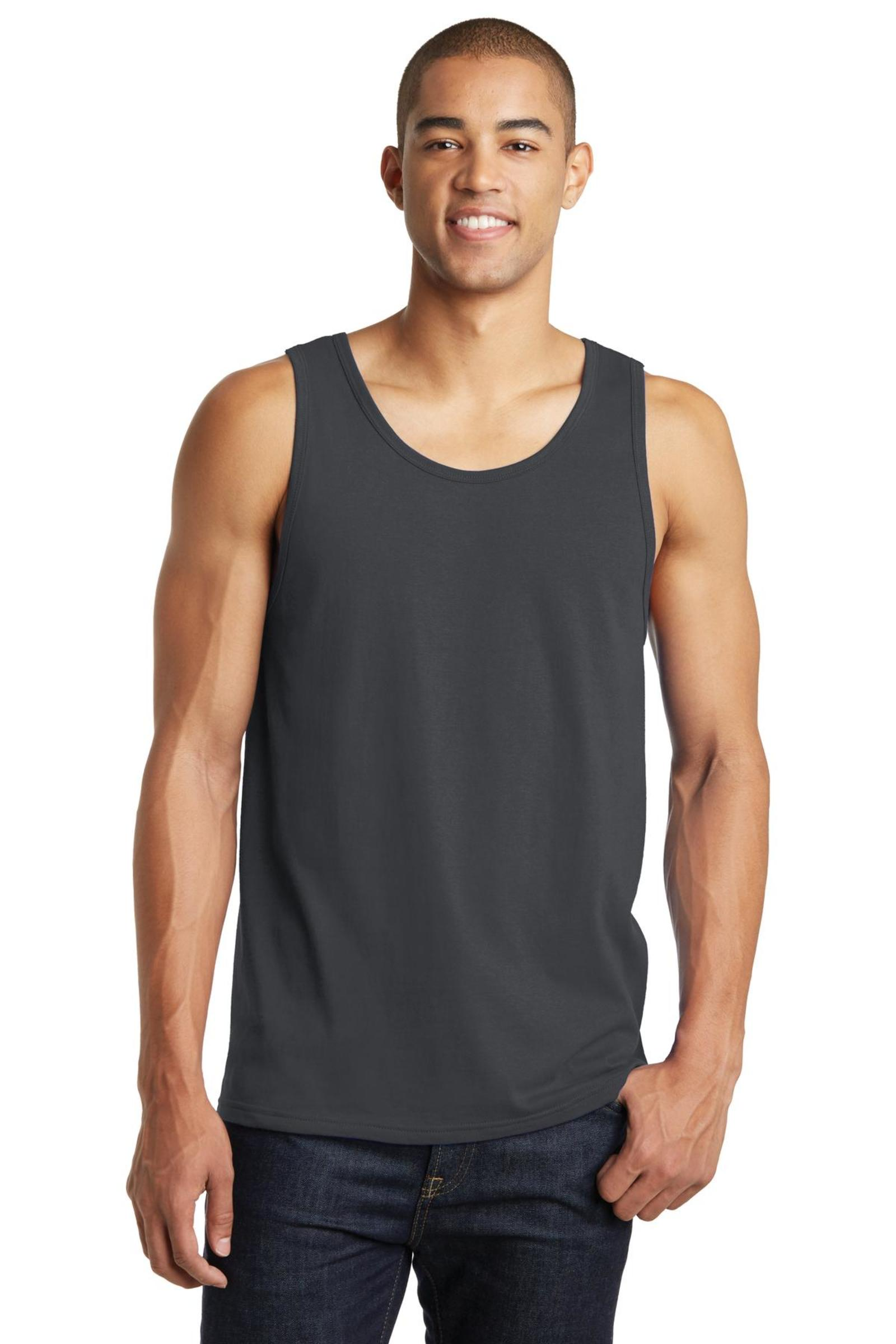 District Embroidered Men's The Concert Tank