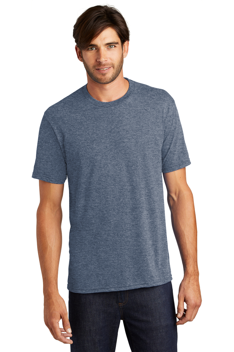 District Printed Men's Perfect TriBlend Tee