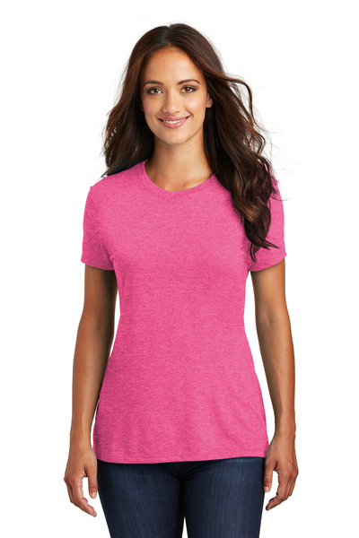 District Printed Women's Perfect TriBlend Tee