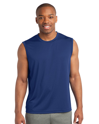 Sport-Tek Embroidered Men's Sleeveless PosiCharge Competitor Tee