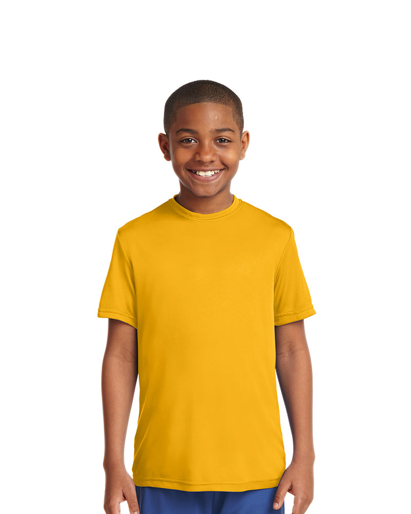 Sport-Tek Printed Youth Competitor Tee