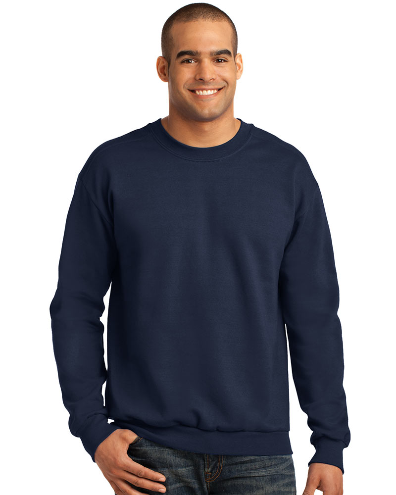 Gildan Printed Men's Heavy Blend Crewneck Sweatshirt
