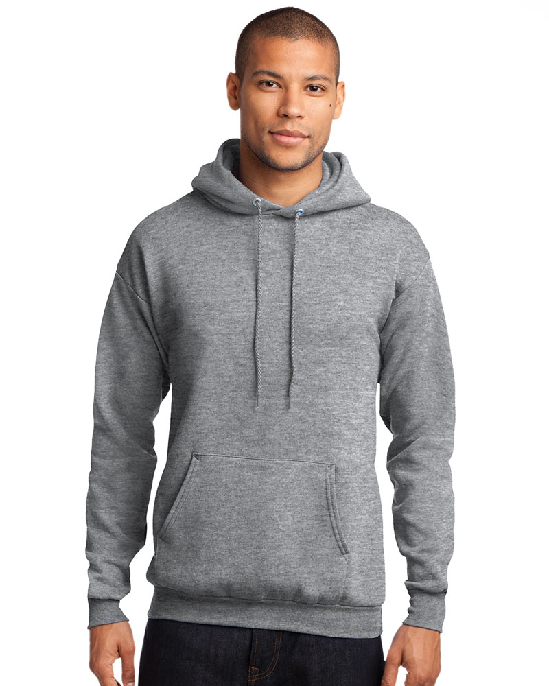 Gildan Printed Men's Heavy Blend Pullover Hooded Sweatshirt