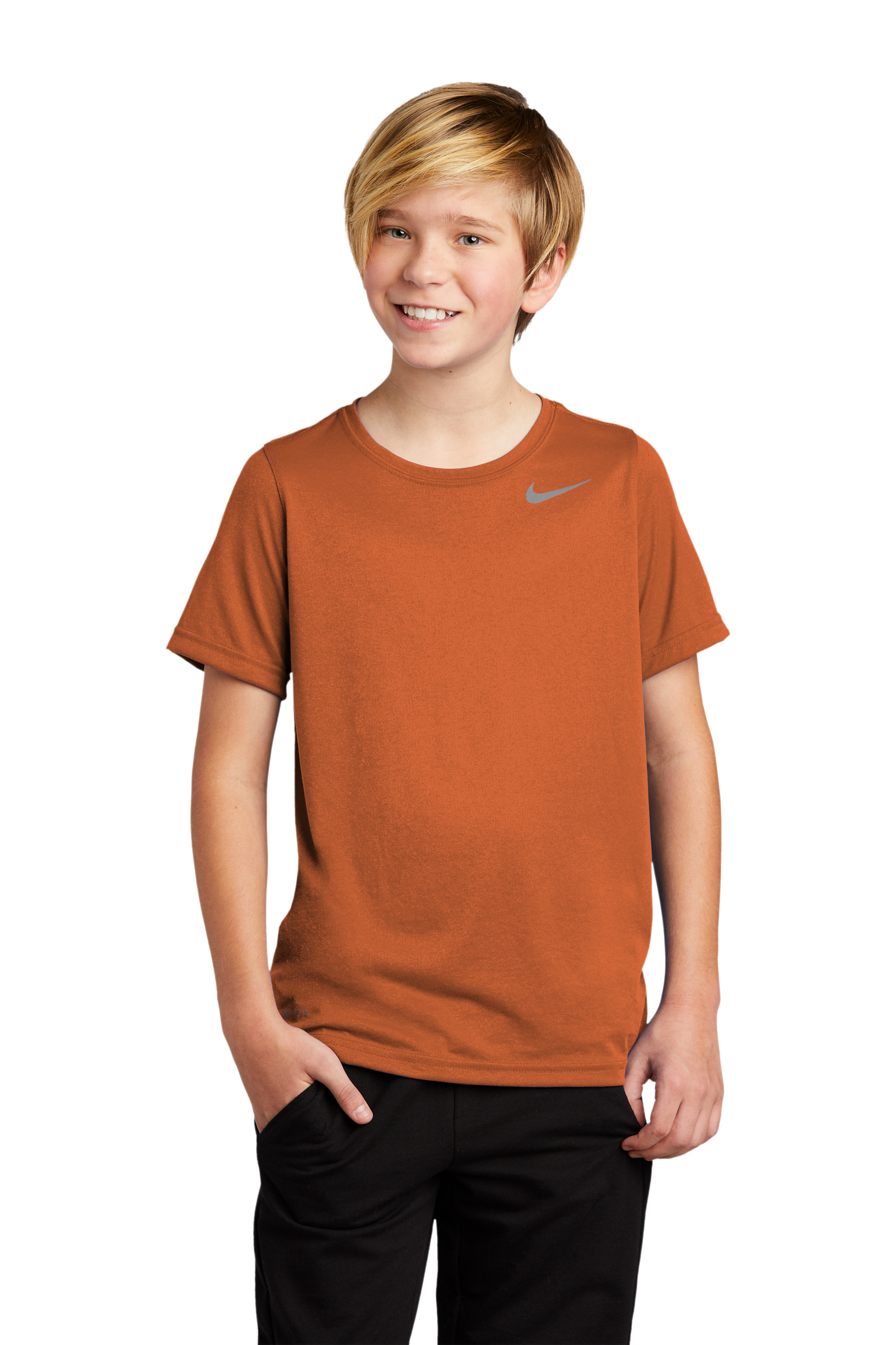 Nike Embroidered Youth Legend Tee