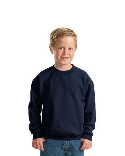 Gildan Printed Youth Crewneck Sweatshirt