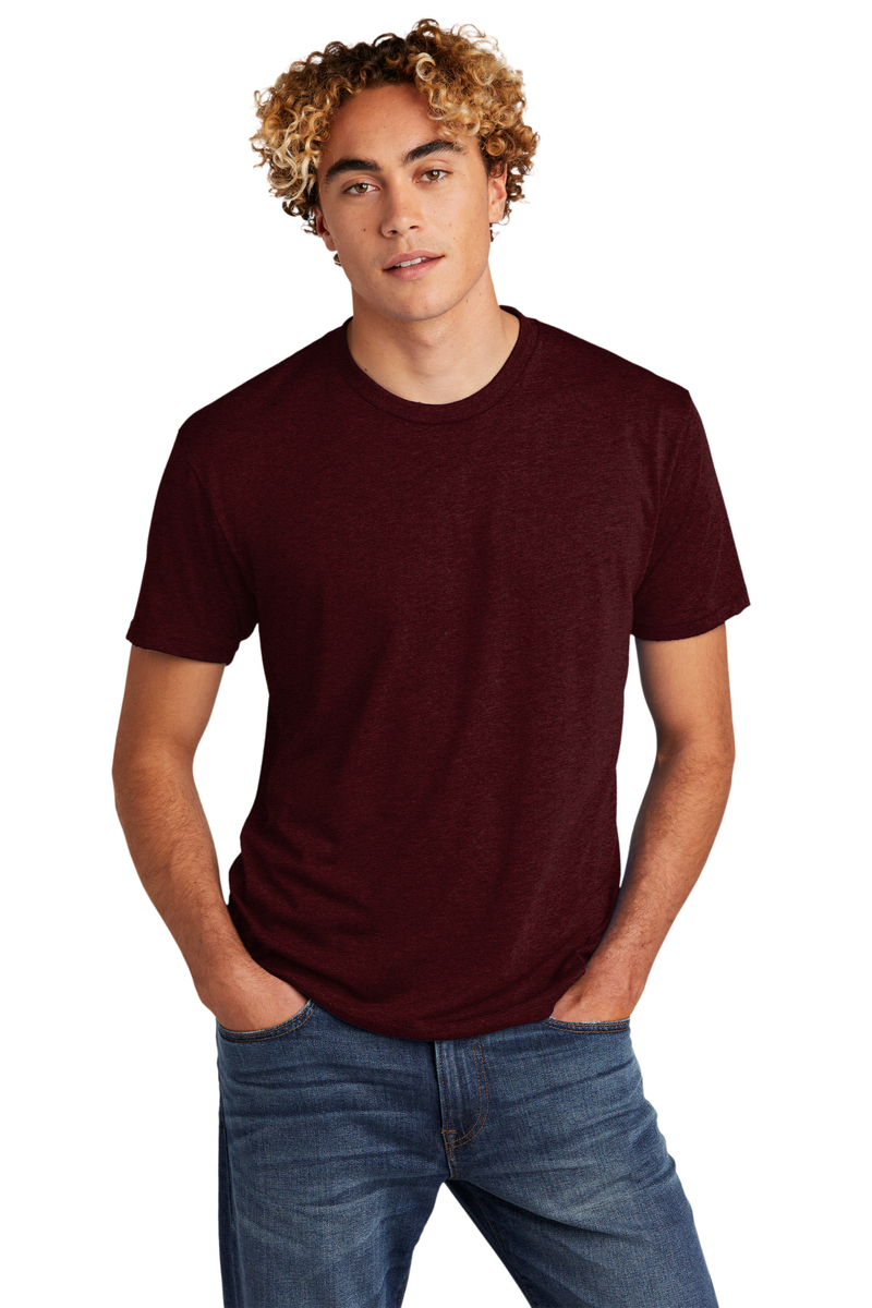 Next Level Embroidered Men's Tri-Blend Crew
