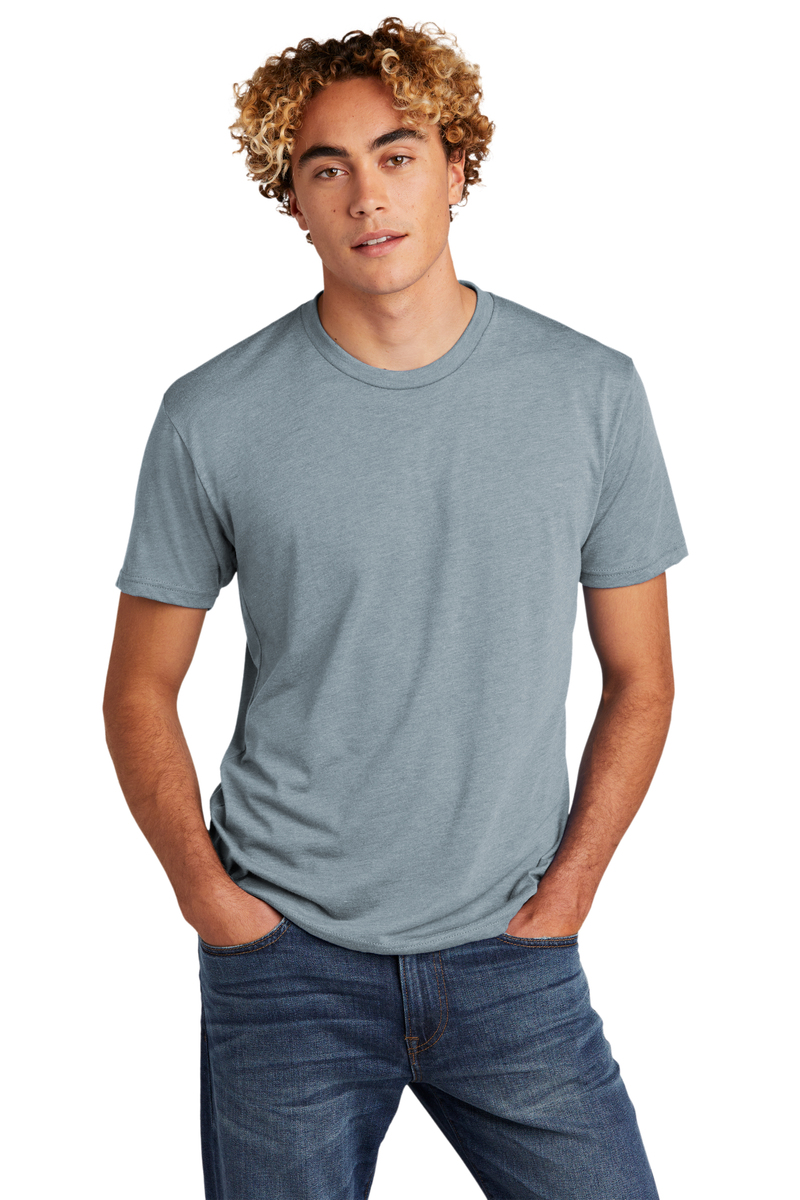 Next Level Printed Men's Tri-Blend Crew
