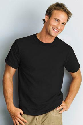 Embroidered Queensboro Classic Value Tagless Tee