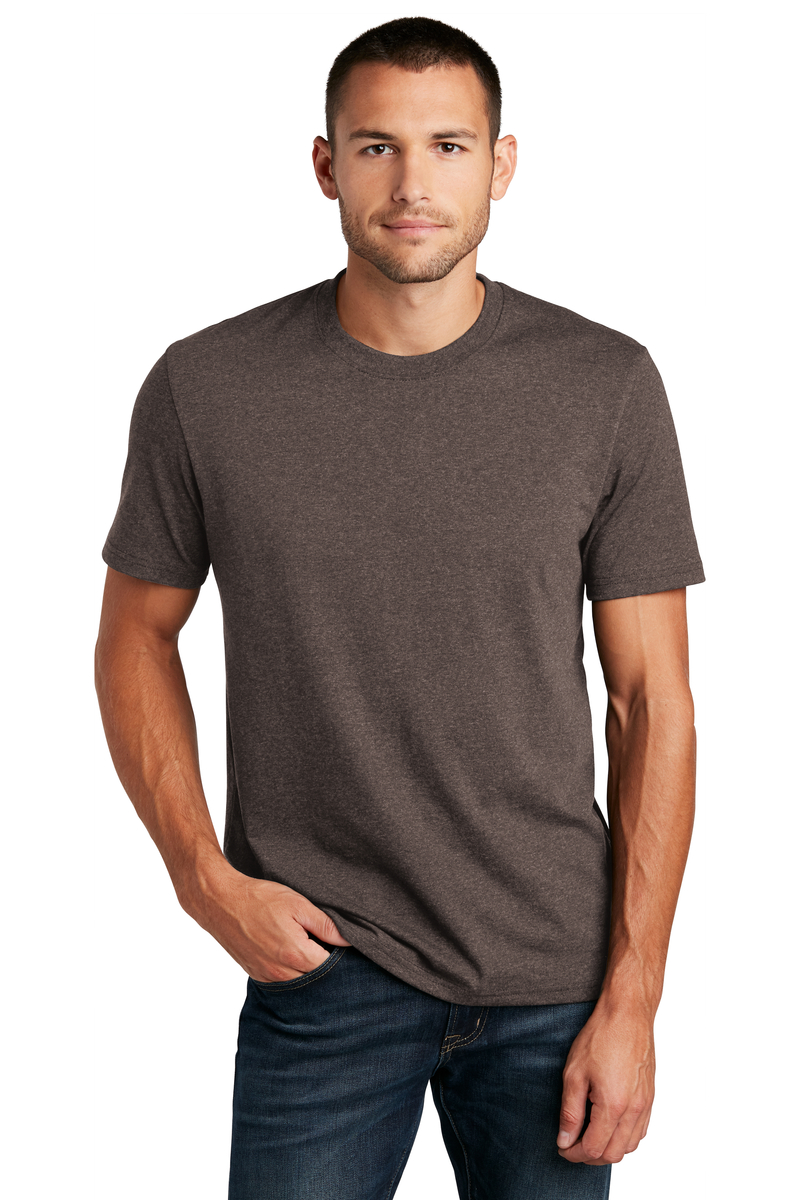 District Embroidered Men's Re-Tee