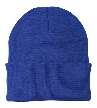 Port & Company Embroidered Knit Hat