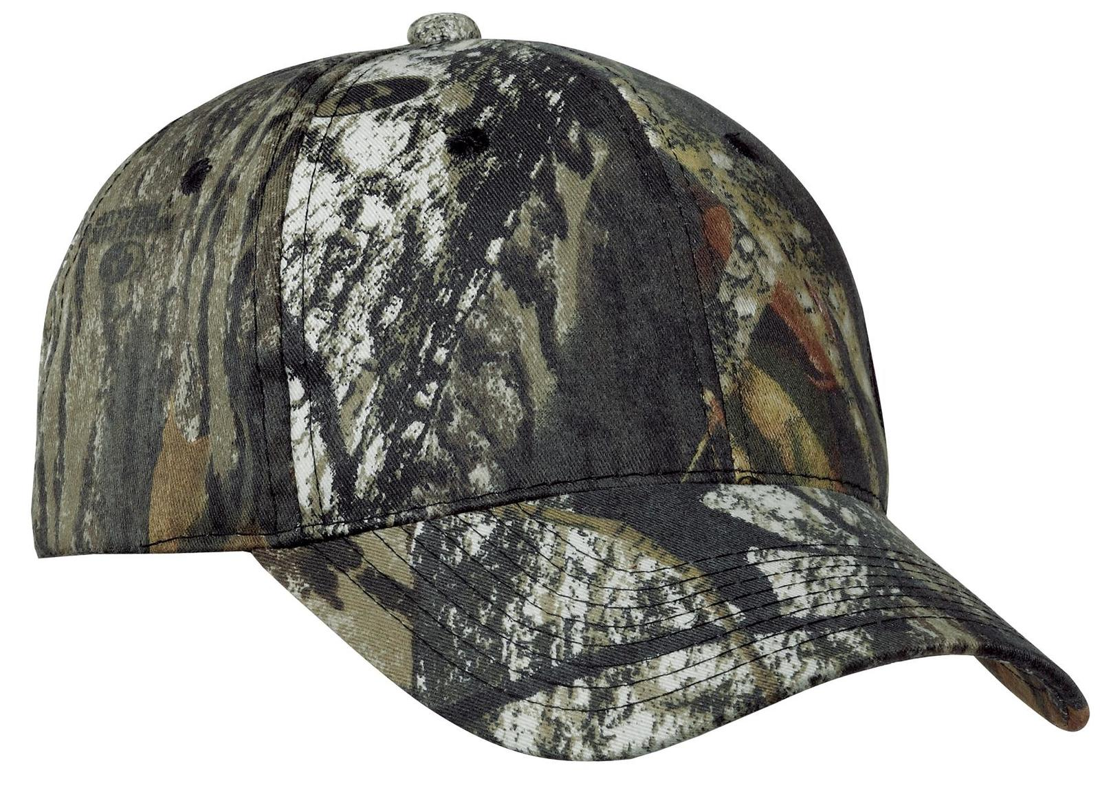 Port Authority  Embroidered Pro Camouflage Series Hat