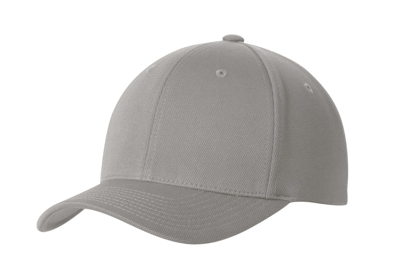 Sport-Tek Flexfit Embroidered Cool & Dry Poly Block Mesh Hat