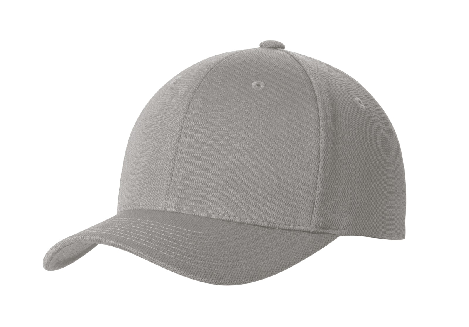 Sport-Tek Flexfit Embroidered Cool & Dry Poly Block Mesh Cap