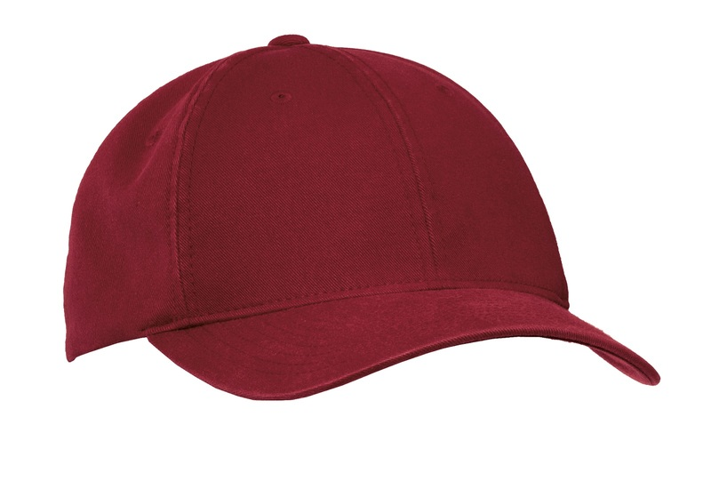 Port Authority Flexfit Embroidered Garment Washed Hat