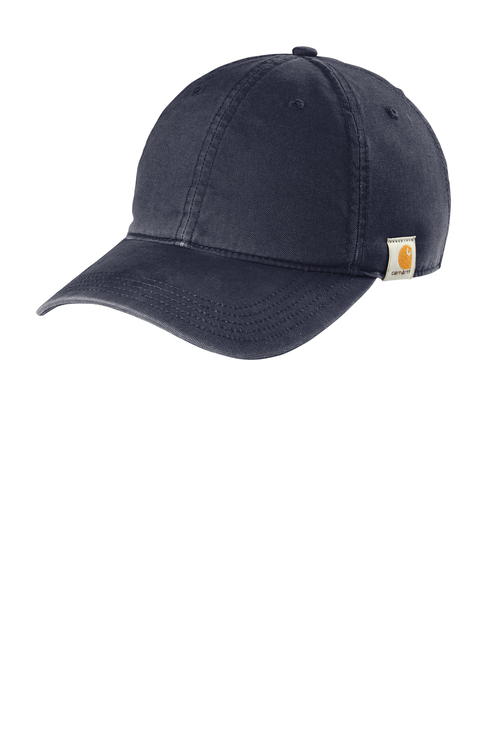 Carhartt Embroidered Cotton Canvas Cap